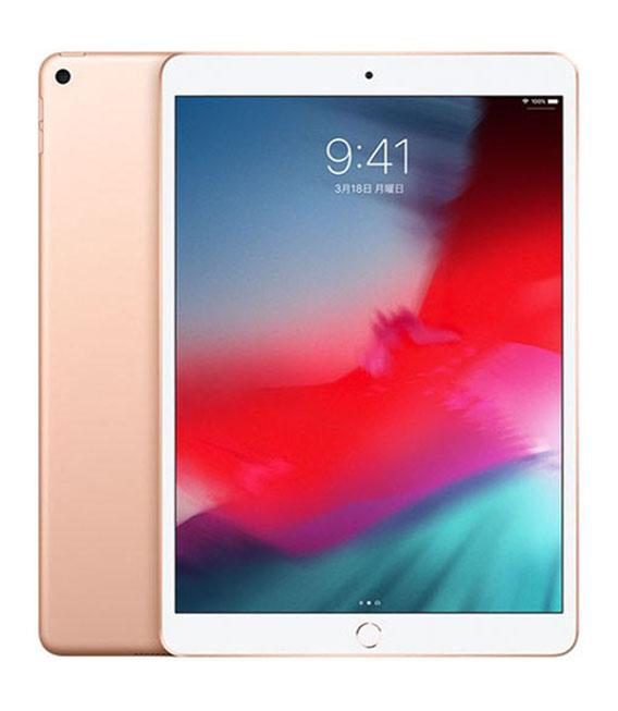 本体 白ロム 在庫一掃売り切りセール iPad Aランク WI-FIモデル 中古 安心保証 iPadAir 大人気 ゴールド Wi-Fiモデル 第3世代 10.5インチ 64GB