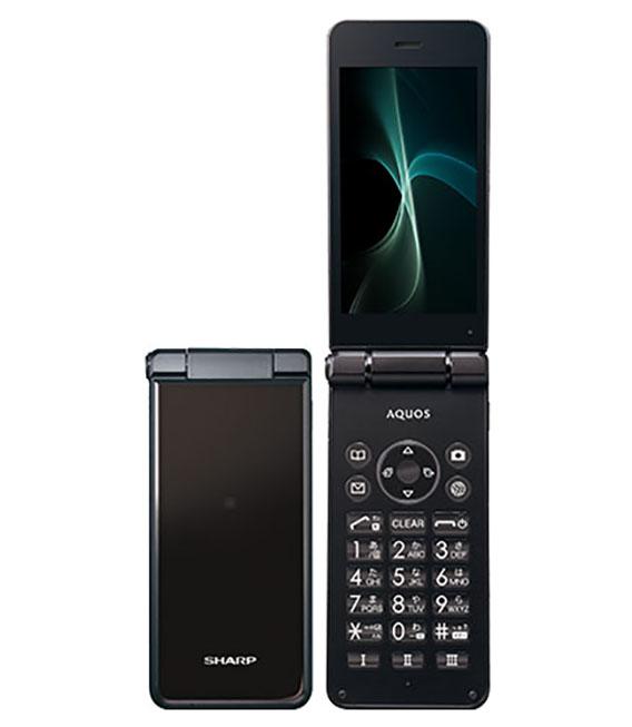 【中古】【安心保証】 SIMフリー SH-N01 ブラック