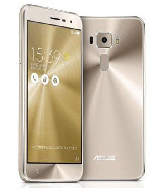 【中古】【安心保証】SIMフリー ZenFone3[32G] ゴールド
