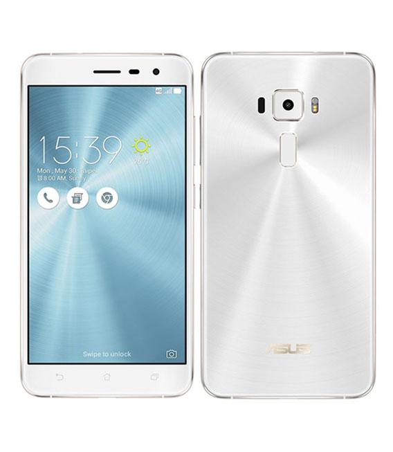 【お買い物マラソンポイント最大28倍】SIMフリー ZenFone3[64G] ホワイト【中古】【安心保証】