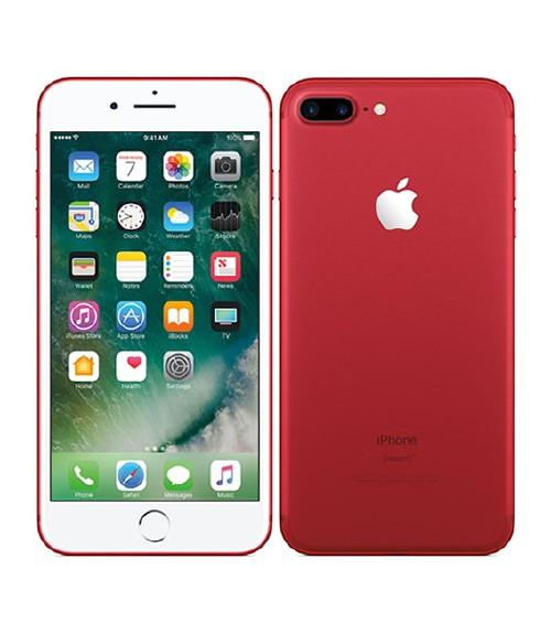 【中古】【安心保証】 docomo iPhone7Plus[256G] レッド