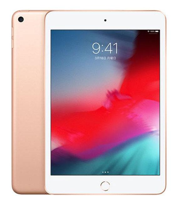 本体 白ロム iPad Aランク エーユー 中古 新商品 新型 安心保証 64GB 7.9インチ iPadmini5 卓出 セルラー au ゴールド