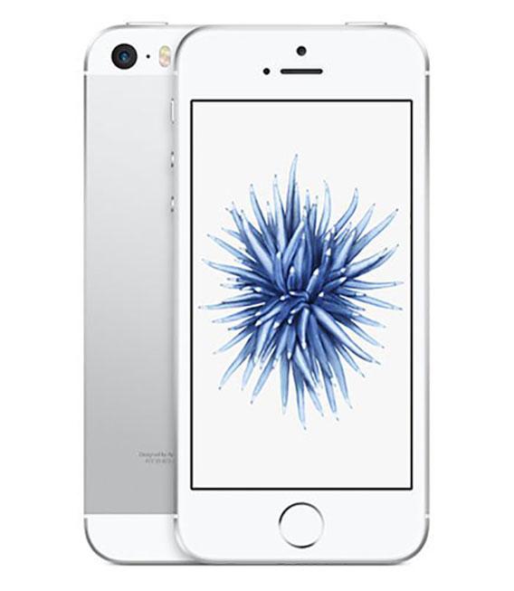 【中古】【安心保証】UQモバイル iPhoneSE[32G] シルバー