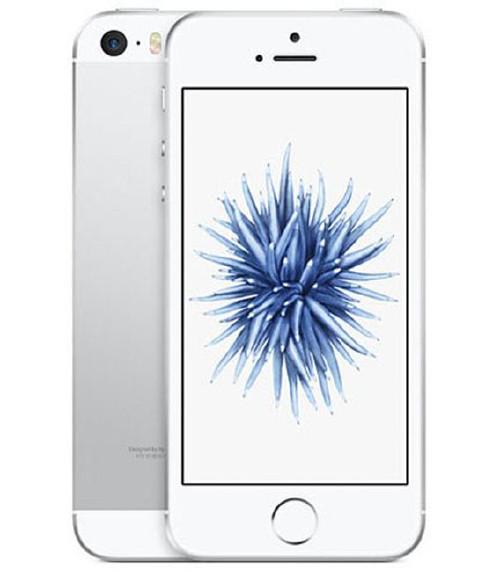 【中古】【安心保証】 docomo iPhoneSE[128G] シルバー