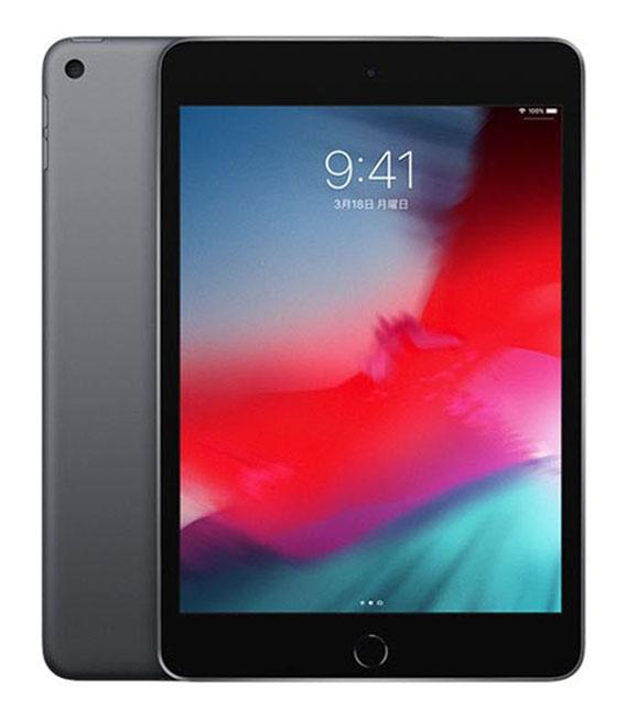 本体 白ロム iPad Aランク 期間限定で特別価格 WI-FIモデル 中古 64GB 激安価格と即納で通信販売 Wi-Fiモデル iPadmini5 スペースグレイ 7.9インチ 安心保証