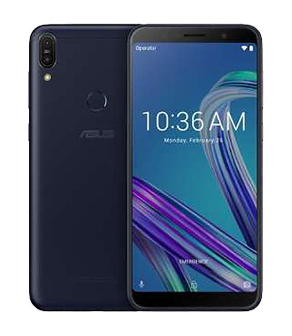 【中古】【安心保証】 SIMフリー ZenFone Max Pro M1[32G] ブラック