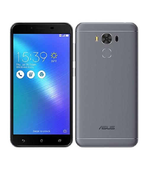 【中古】【安心保証】 SIMフリー ZenFone3Max[32G] グレー