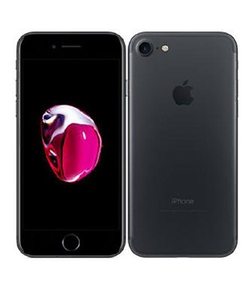【中古】【安心保証】 SoftBank iPhone7[128GB] ブラック