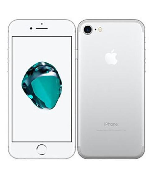 【中古】【安心保証】 SoftBank iPhone7[32GB] シルバー