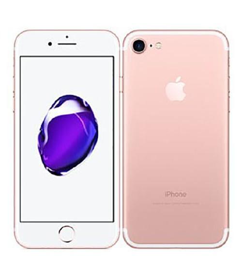 【中古】【安心保証】 SoftBank iPhone7[128GB] ローズゴールド