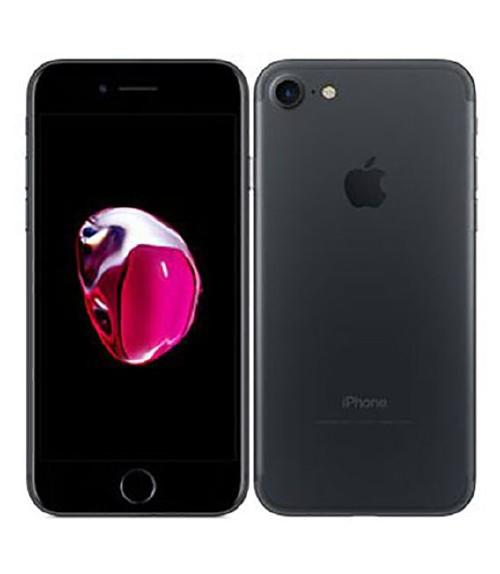 【中古】【安心保証】 SIMフリー iPhone7[256G] ブラック
