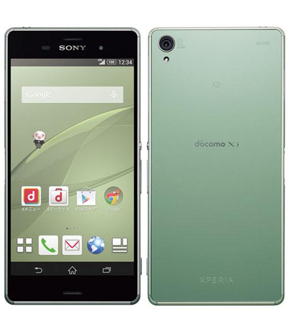 【中古】【安心保証】 docomo Mobile Xperia Z3 SO-01G