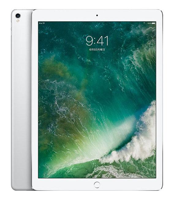 【中古】【安心保証】 au iPadPro 2ー12.9[セルラー256G] シルバー