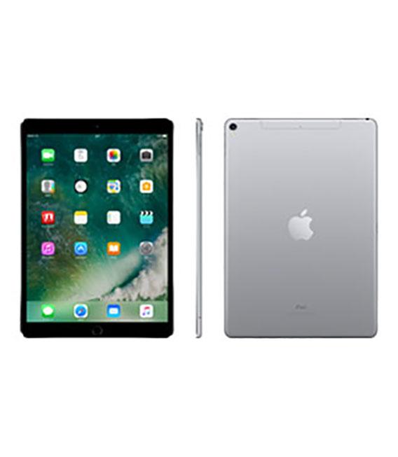 【中古】【安心保証】 SoftBank iPadPro 2ー10.5[セルラー512G] グレイ