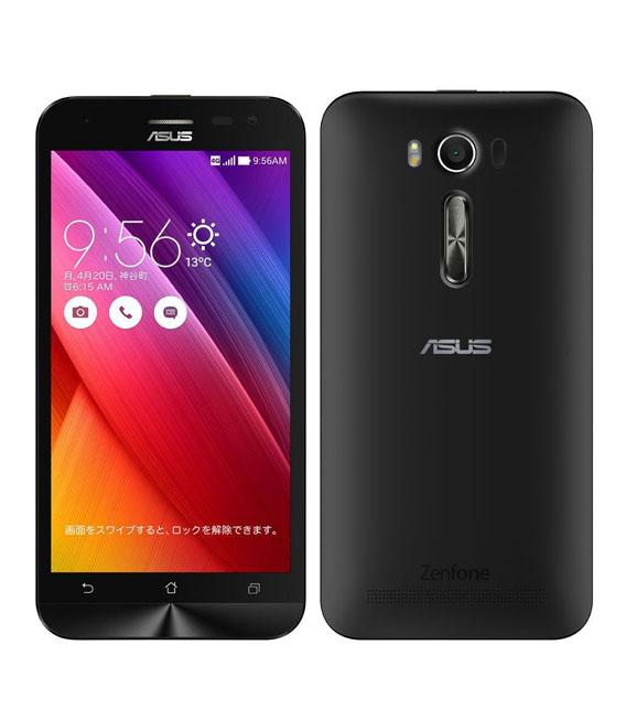 【中古】【安心保証】 SIMフリー ZenFone2Laser[8G] クロ