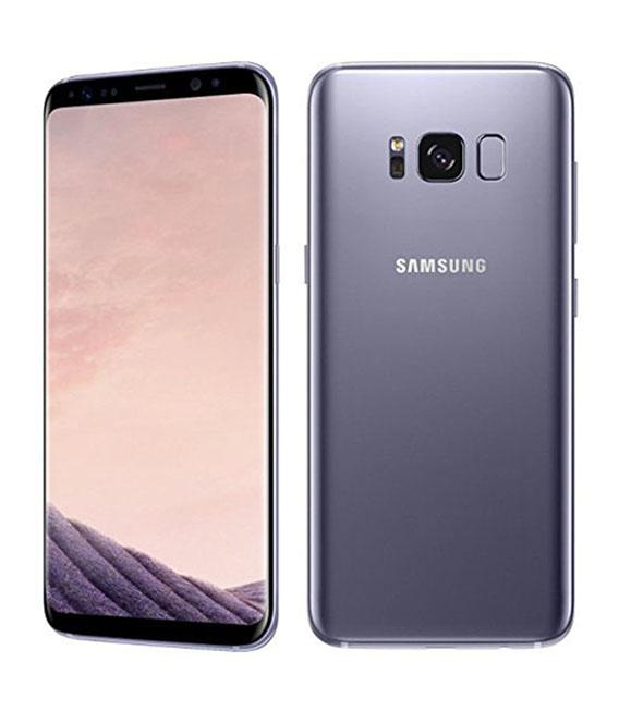 【中古】【安心保証】 SIMフリー GALAXYS8[海外64GB]SM-G950FD グレー
