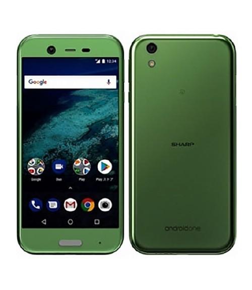 【カード+αで最大28倍】【中古】【安心保証】 Y!mobile Android One X1 ミントグリーン