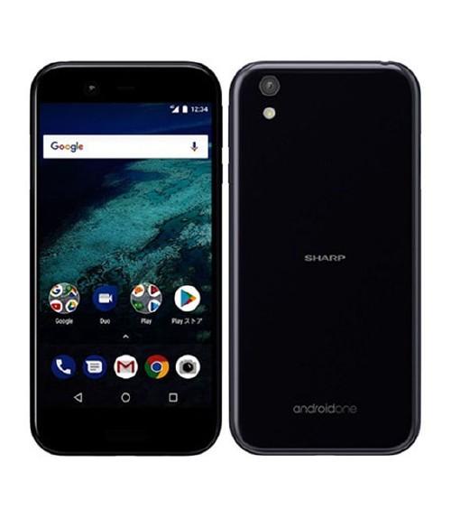 【カード+αで最大28倍】【中古】【安心保証】 Y!mobile Android One X1 ダークパープル