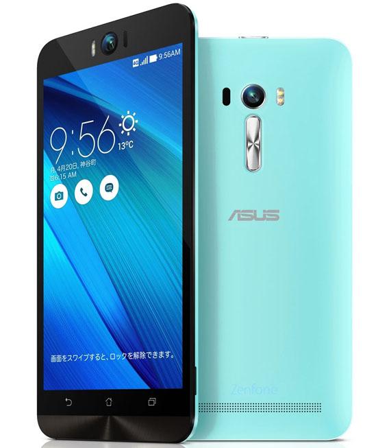 【中古】【安心保証】 SIMフリー ZenFone Selfie ZD551KL-BL16