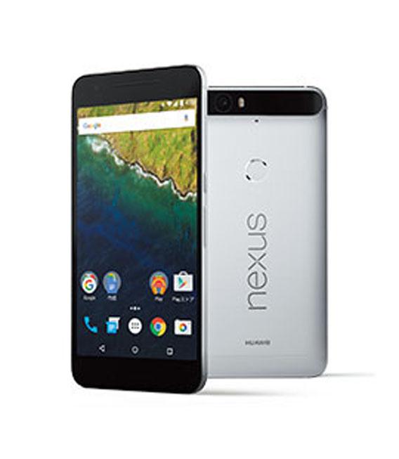 【中古】【安心保証】 SoftBank Nexus6P[32G] アルミニウム
