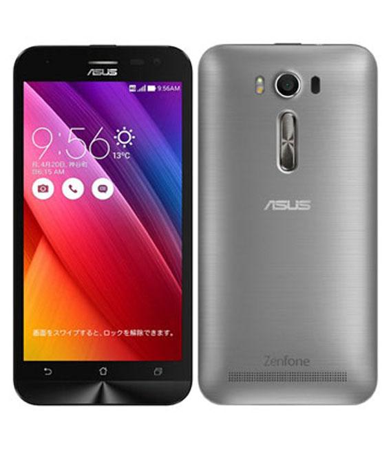 【中古】【安心保証】SIMフリー ZenFone2Laser[16G] グレー