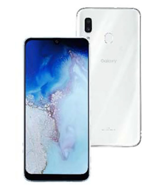 格安 本体 白ロム Androidスマートフォン Aランク SIMフリー 中古 A30 安心保証 SIMフリー Galaxy 未使用 ホワイト