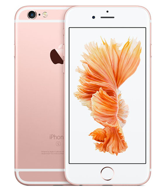 【中古】【安心保証】docomo iPhone6s[16G] ローズゴールド