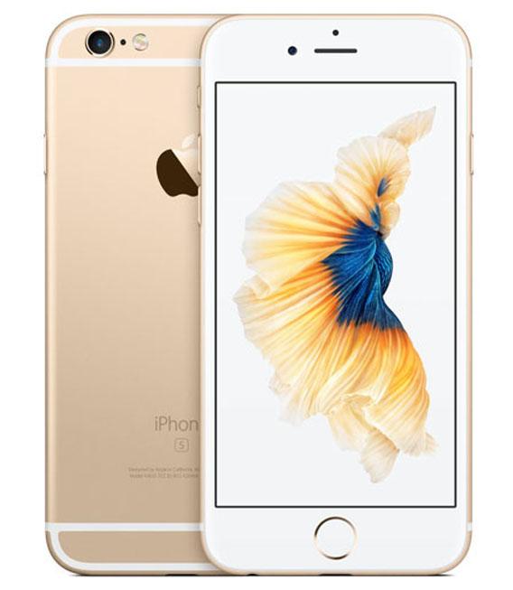 【1日限定ポイント10倍】【中古】【安心保証】 SIMフリー iPhone6s[64G] ゴールド