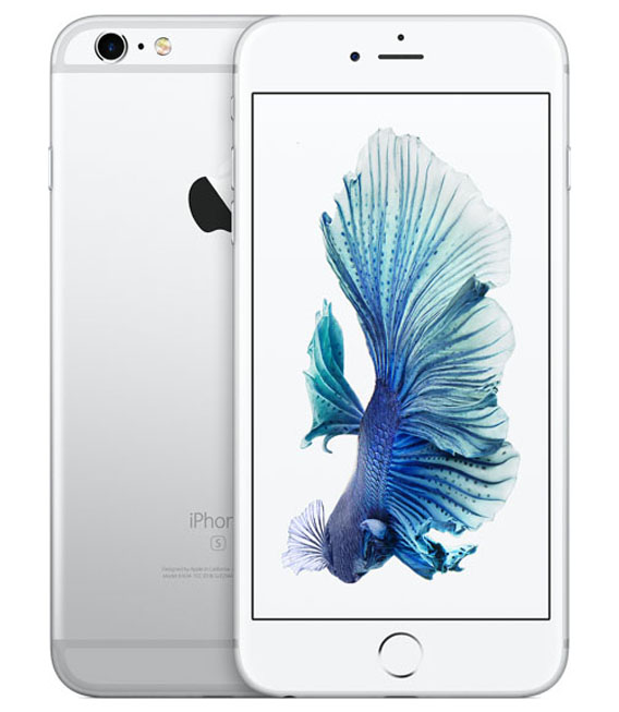 【中古】【安心保証】SoftBank iPhone6sPlus[64G] シルバー