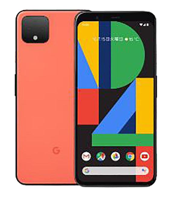 本体 白ロム Androidスマートフォン Aランク ソフトバンク 中古 驚きの価格が実現 64G 祝日 安心保証 オーソーオレンジ Pixel SoftBank 4XL