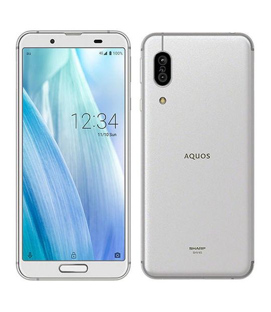 市販 本体 白ロム Androidスマートフォン 格安店 Aランク ユーキューモバイル SHV45 UQモバイル シルバーホワイト 安心保証 中古