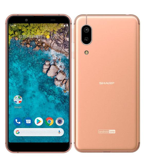 本体 白ロム Androidスマートフォン バーゲンセール Aランク ワイモバイル 中古 安心保証 mobile S7 人気商品 ライトカッパー Android One Y