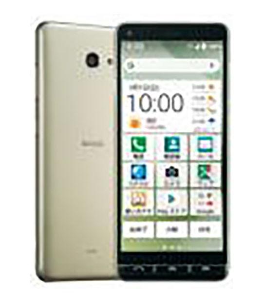 本体 白ロム Androidスマートフォン Aランク おトク ユーキューモバイル 中古 安心保証 今だけ限定15%OFFクーポン発行中 UQモバイル KYV47 シャンパンゴールド