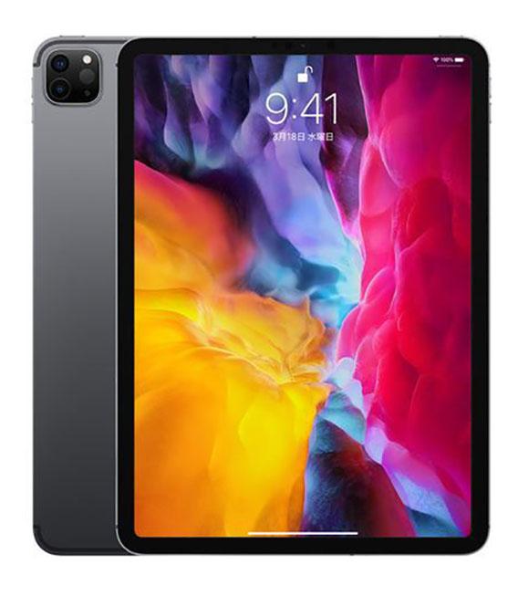 【新品本物】 【】【安心保証 SoftBank】 SoftBank iPadPro-11_2[セルラー128G] スペースグレイ, 大竹市:214c32d4 --- caregiver.progsite.com
