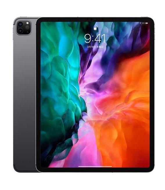期間限定特別価格 本体 白ロム iPad Aランク ソフトバンク 中古 安心保証 12.9インチ セルラー iPadPro 第4世代 お買い得 128GB スペースグレイ SoftBank