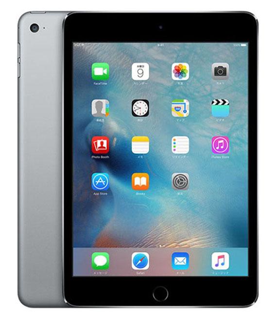 本体 白ロム iPad Bランク 限定タイムセール SIMフリー 中古 iPadmini4 7.9インチ 40%OFFの激安セール 32GB SIMフリー スペースグレイ 安心保証