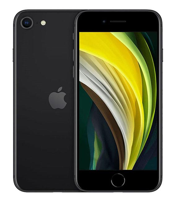 本体 白ロム iPhone Aランク ソフトバンク 中古 ☆正規品新品未使用品 安心保証 第2世代 SoftBank MXD02J 注目ブランド ブラック iPhoneSE 128GB