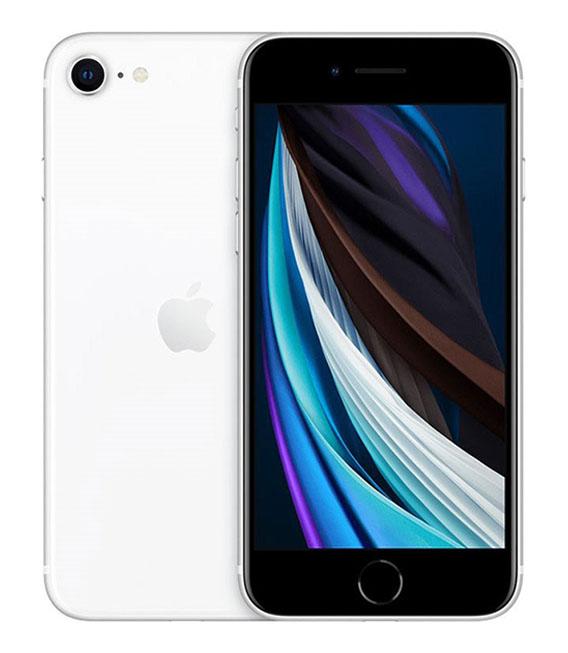本体 白ロム iPhone Aランク ソフトバンク 年間定番 中古 安心保証 第2世代 ホワイト 限定価格セール SoftBank iPhoneSE MXD12J 128GB