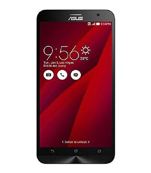 【中古】【安心保証】SIMフリー ZenFone2[32G4G] アカ