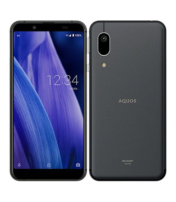 本体 白ロム Androidスマートフォン Aランク 定番の人気シリーズPOINT(ポイント)入荷 エーユー 安心保証 ブラック SHV48 中古 au トレンド