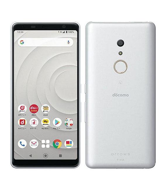 本体 白ロム Androidスマートフォン Aランク お求めやすく価格改定 ドコモ 中古 Fー41A docomo 記念日 安心保証 ホワイト