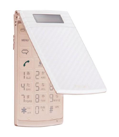 【中古】【安心保証】 SIMフリー Mode1 RETRO ホワイト