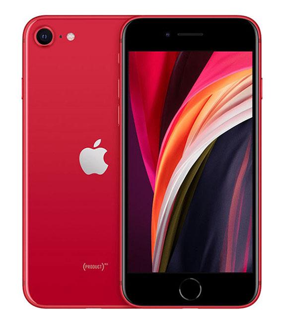 本体 最安値に挑戦 25%OFF 白ロム iPhone Bランク SIMフリー 中古 iPhoneSE レッド 第2世代 128GB SIMフリー 安心保証