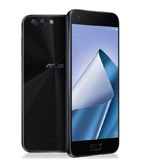 【中古】【安心保証】SIMフリー ZenFone4[64G] ブラック