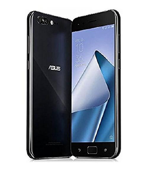 【中古】【安心保証】 SIMフリー ZenFone4Pro[128G] ブラック
