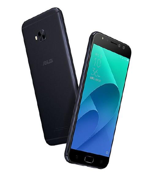 【中古】【安心保証】SIMフリー ZenFone4Selfie Pro[64G] ブラック