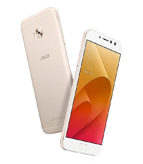 【お買い物マラソンポイント最大28倍】SIMフリー ZenFone4Selfie Pro[64G] ゴールド【中古】【安心保証】