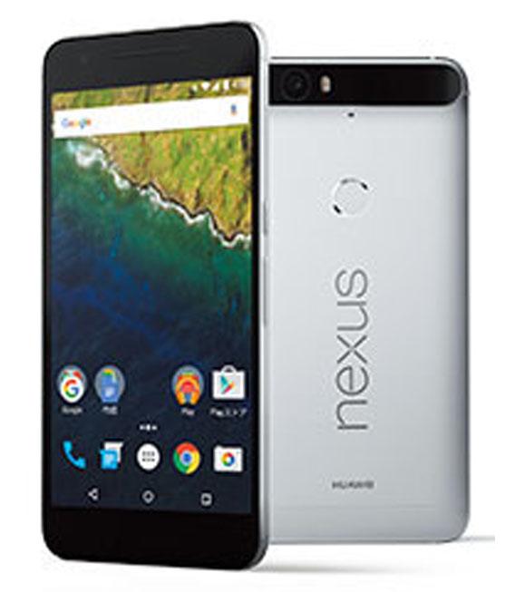 【中古】【安心保証】 SIMフリー Nexus6P[64G] アルミニウム