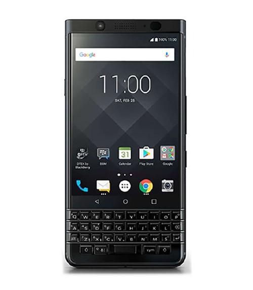 【中古】【安心保証】 SIMフリー BlackBerry KEYONE[64G] ブラック