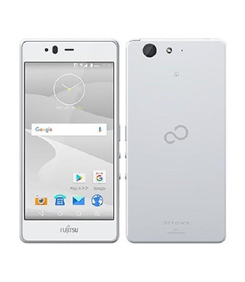【中古】【安心保証】 UQモバイル ARROWS M04[32G] ホワイト